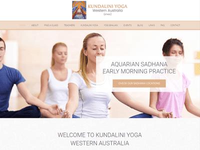 Kundalini Yoga Western Australia