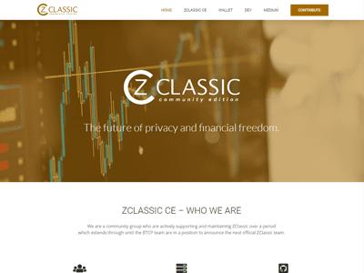 Z Classic Cryptocurrency
